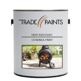 Heat Resistant Chiminea Paint 600°c | paints4trade.com